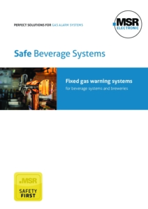 MSR-Electronic Beverage Systems Flyer A4 en cover