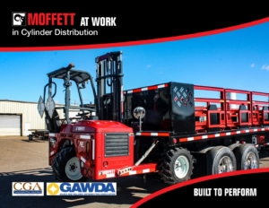 MOFFETT AWB - Cylinder Distribution cover