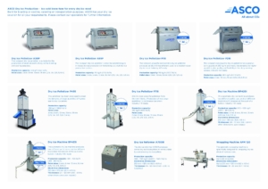 Overview ASCO Dry Ice Production cover