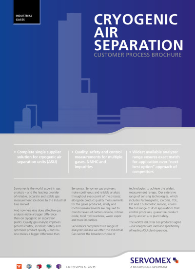 Servomex-Cryogenic-Air-Separation cover