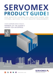 Servomex-Product-Guide-2018 cover
