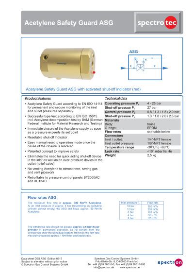 DES-ASG 03151 cover