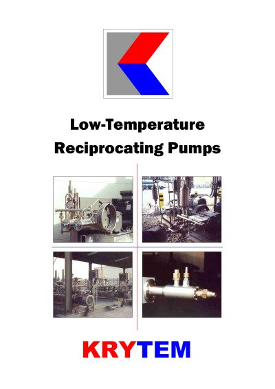 Cryogenic-Reciprocating-pumps cover
