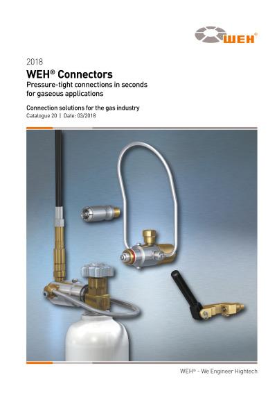 Gas-Katalog EN 2018 cover