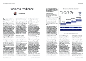 63 Business Series Business Resilience cover