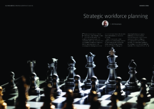 75 Business Series Strategic Workforce Planning cover