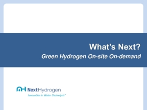 Next Hydrogen Intro Oct 2020 cover